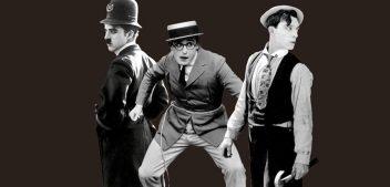 ZFF – Kino EUROPA – ZG Filharmonija – Tri velikana – Chaplin, Lloyd, Keaton