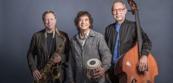 Cross Currents Trio ft. Dave Holland, Zakir Hussain & Chris Potter na Jazz.hr-u
