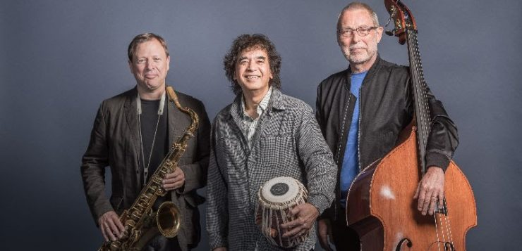 Cross Currents Trio ft. Dave Holland, Zakir Hussain & Chris Potter na Jazz.hr-u