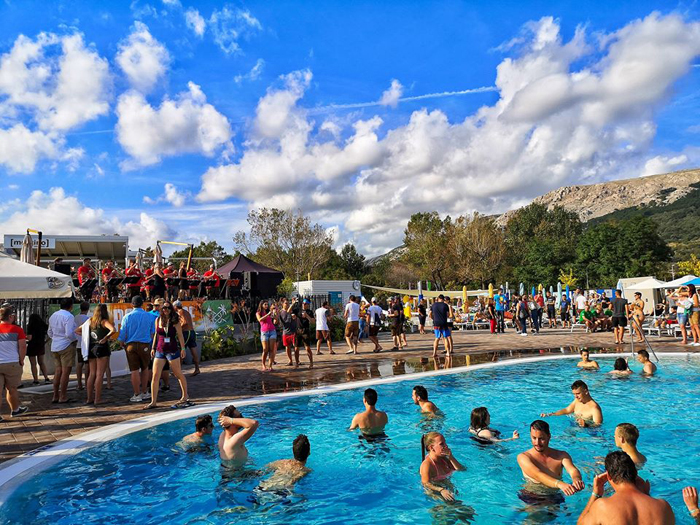 Brass Palmas 2019 – Pool party
