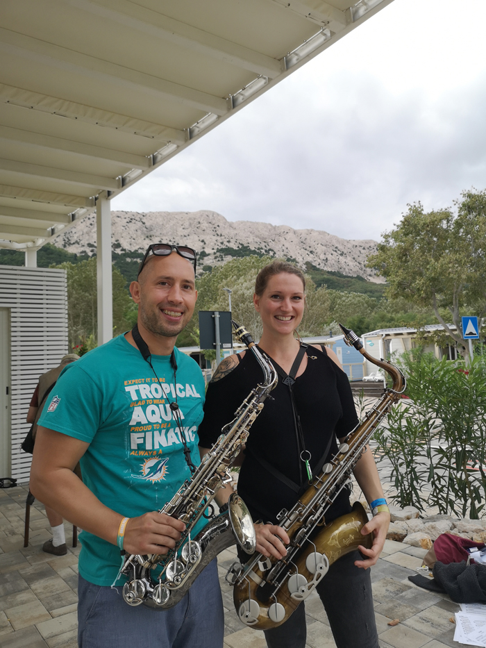 Brass Palmas 2019 – Dear Leader Joe and Isabella Lingg – Keilwerth