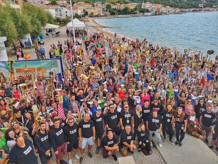Brass Palmas 2019. - Krk, Baška