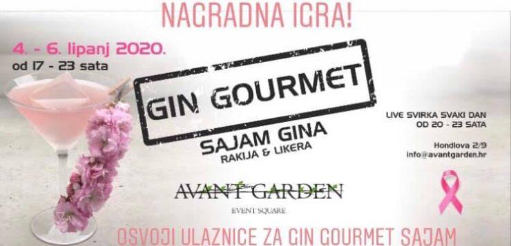 Gin Gourment 2020. – Sajam hrvatskog gina, rakija i likera