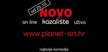 NOVO KAZALIŠTE – OnLine kazalište uživo