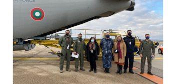 Humanitarna pomoć Republike Bugarske stigla u Hrvatsku