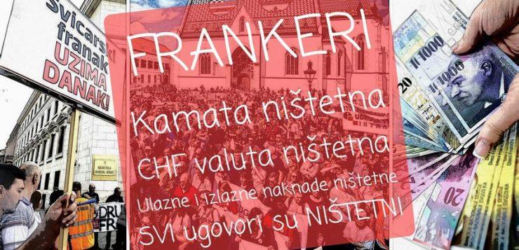 Ništetan konvertirani CHF ugovor u Splitu! Ne postoji djelomična ništetnost CHF ugovora, svi su NIŠTETNI!