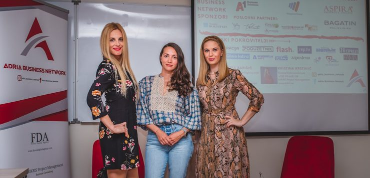 MONIKA MIKAC GOSTOVALA NA ADRIA BUSINESS NETWORKU