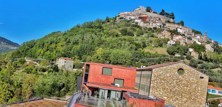 Roxanich Wine & Heritage Hotel – Kako sam doživio prosvjetljenje u Motovunu