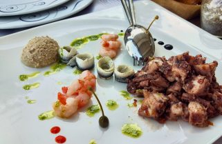 Restoran Vusio – riblje delicije u Bolu na Braču